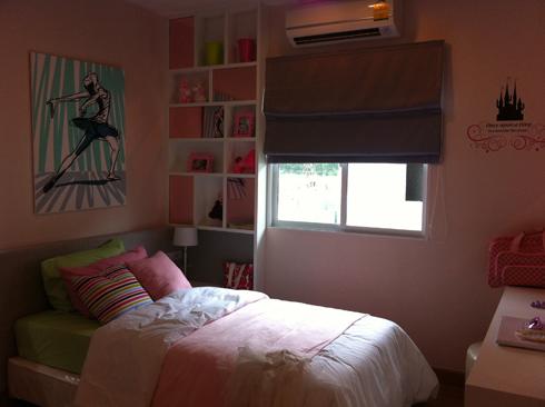 THE PLANT แจ้งวัฒนะ บ้าน ห้องนอนเล็ก