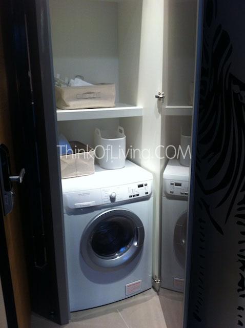 ชั้นวางเครื่องซักผ้า