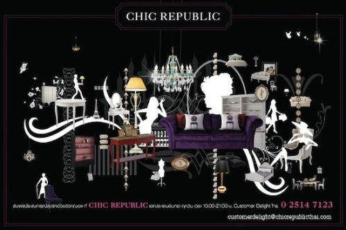 Chic Republic ชิค รีพับลิค บ้าน คอนโด รถไฟฟ้า