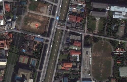 เดอะคีย์ ประชาชื่น ภาพถ่ายทางอากาศ