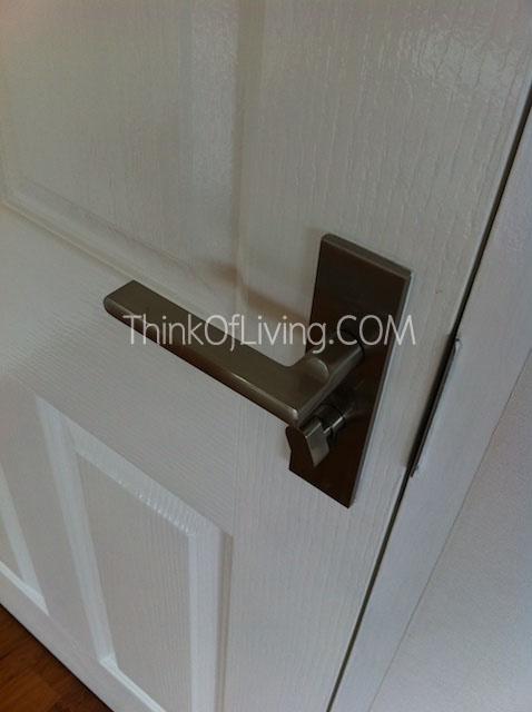 มือจับประตูห้องนอนใหญ่