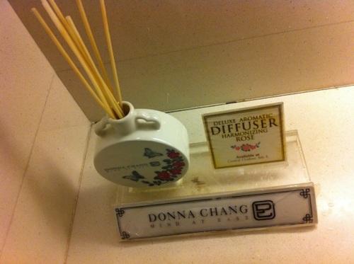 Aroma ของ Donna Chang