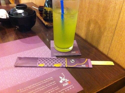 คอนโด รถไฟฟ้า ฟูมิ Fumi ร้านอาหาร เอมโพเรี่ยม ญี่ปุ่น ดีไซน์ อินทีเรีย