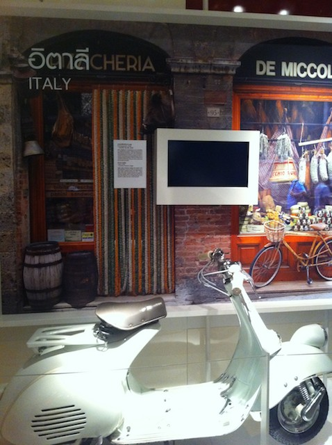 TCDC ออกแบบเปลี่ยนโลก DESIGNING IMPACT เอมโพเรี่ยม Italy
