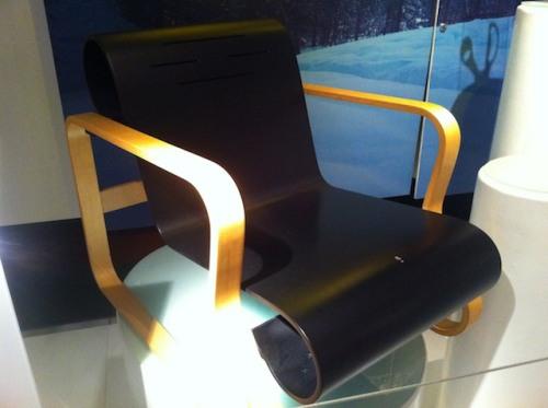 TCDC ออกแบบเปลี่ยนโลก DESIGNING IMPACT เอมโพเรี่ยม Fin Chair