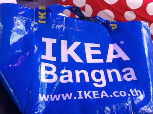 อิเกีย ไทย IKEA ถุงอิเกีย