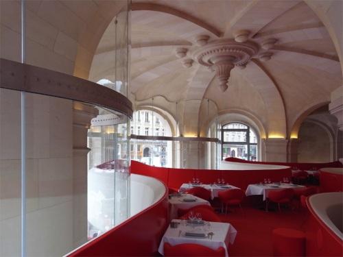 ร้านอาหาร (phantom) opera restaurant ที่ฝรั่งเศส