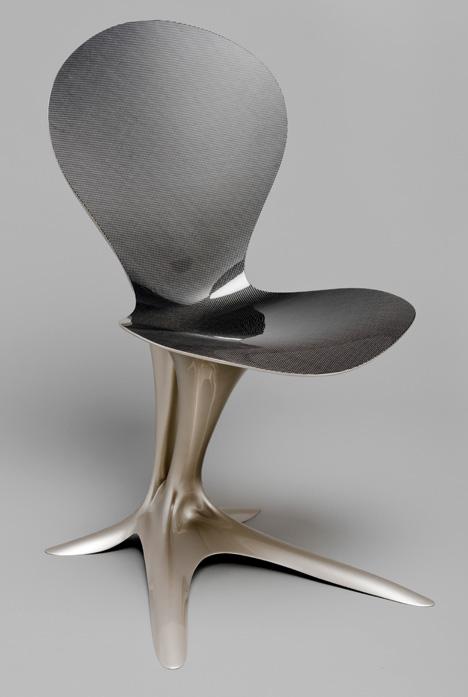 เก้าอี้ ดอกไม้ London Design Week 2011