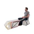 Furniture แยกชิ้นส่วน ผลงานออกแบบ Sanji Halilovic