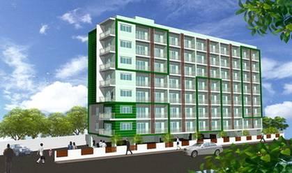 The Green Condominium สุขุมวิท 101 ปุณณวิถี