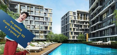 iCondo สุขุมวิท 103 Property Perfect