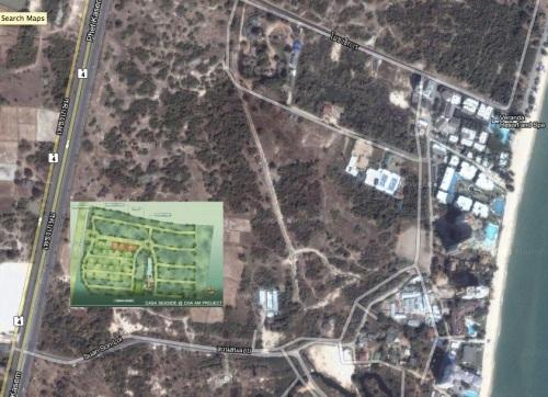 ทำเลโดย Google Map