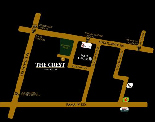 The Crest สุขุมวิท 24 เดอะ เครส