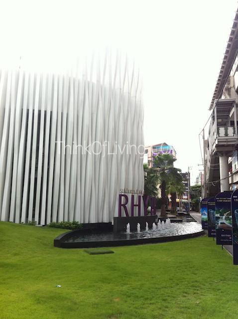 RHYTHM สุขุมวิท 44/1 สำนักงานขาย