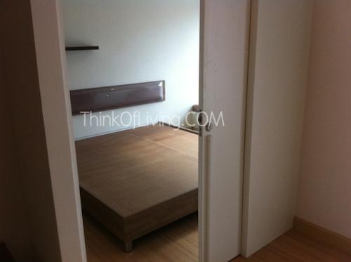 Tree Condo สุขุมวิท 42 กั้นห้องนอน