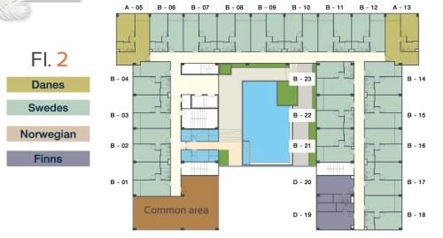 ADDERA คอนโด แจ้งวัฒนะ 23 Floor Plan