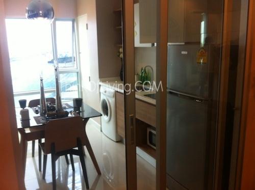 คอนโด Centric MRT ติวานนท์ ห้องครัว