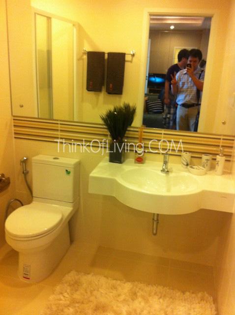 คอนโด Centric MRT ติวานนท์ ห้องน้ำ