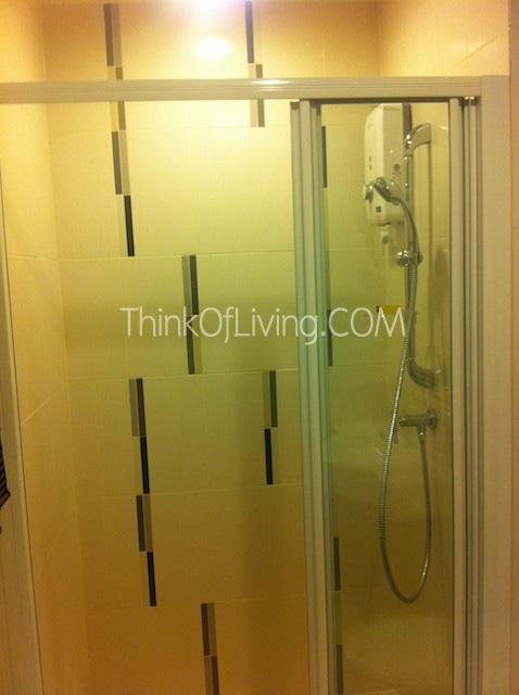 คอนโด Centric MRT ติวานนท์ Shower
